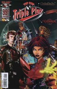 Image TOP COW TRIPLE PLAY #1 VF