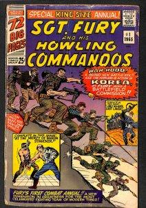 Sgt. Fury Annual #1 (1965)