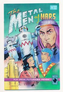 Metal Men of Mars (1989 Slave Labor) #1 VF