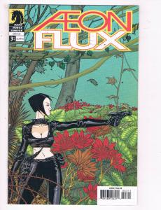 Aeon Flux #3 NM Dark Horse Comics Comic Book 2005 DE27