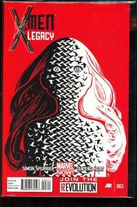 X-Men Legacy #3