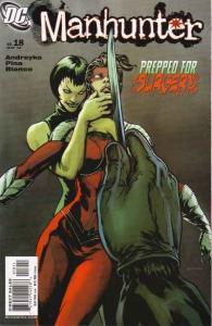 Manhunter (2004 series) #18, NM