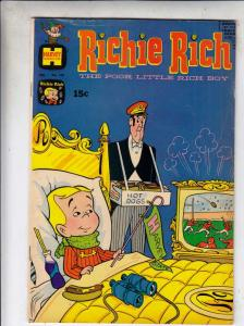 Richie Rich #102 (Feb-71) VF+ High-Grade Richie Rich