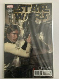 Star Wars #001 Variant Edition Loot Crate Exclusive Aaron, Cassaday, Martin NM