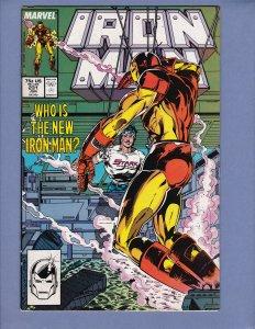 Iron Man #231 FN 1st Appearance New Armor Marvel 1988