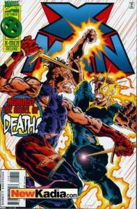 X-Man #8, NM (Stock photo)
