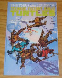 Teenage Mutant Ninja Turtles Collected Book TPB 5 VF/NM mark martin TMNT gnatrat