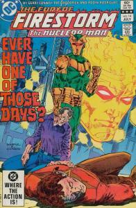 Fury of Firestorm, The #14 VF/NM; DC | save on shipping - details inside