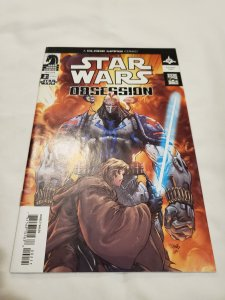 Star Wars Obsession 2 Near Mint- Cover by Brad Anderson