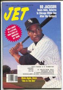 Jet 4/19/1993-Bo Jackson-African-American culture-FN-