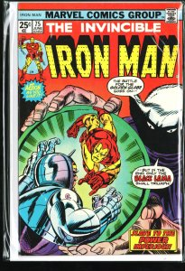 Iron Man #75 (1975)