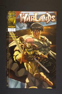 Warlands # 10 October 2000 Image Comics
