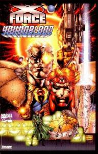 X-Force (1991 series) Youngblood #1, NM (Stock photo)