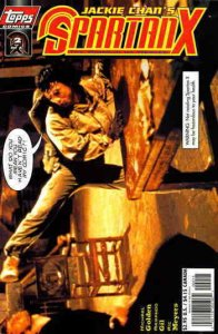 Spartan X: The Armour of Heaven (Jackie Chan's) #2A VF/NM; Topps | save on shipp