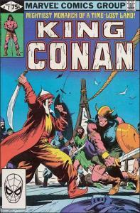 Marvel KING CONAN #7 FN