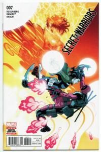 Secret Warriors #7 (Marvel, 2017) VF