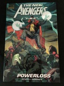 NEW AVENGERS Vol. 12: POWERLOSS Marvel Hardcover
