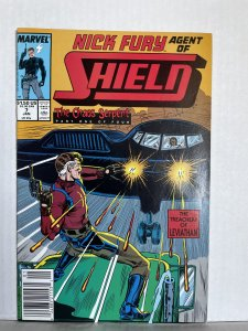 Nick Fury, Agent of SHIELD #7 (1990)  Unlimited Combined Shipping