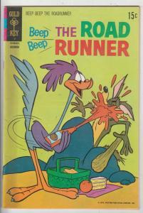 Beep Beep the Road Runner #27 (Dec-70) VF High-Grade The Road Runner