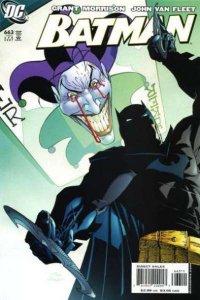 Batman (1940 series) #663, VF+ (Stock photo)
