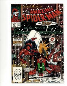 Amazing Spider-Man # 314 NM Marvel Comic Book Venom Todd McFarlane DS4