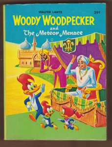 Woody Woodpecker and the Meteor Menace Big Little Book