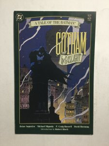 Batman Gotham By Gaslight Vf Very Fine 8.0 DC Comics
