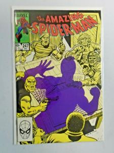 Amazing Spider-Man #247 Direct 1st Series 6.0 FN (1983)