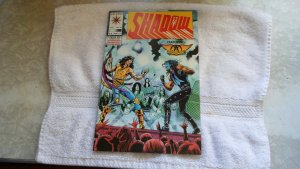 1993 VALIANT COMICS SHADOW MAN # 19
