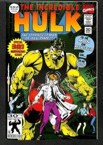 The Incredible Hulk #393 (1992)