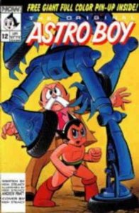 Original Astro Boy, The #12 VF/NM; Now | save on shipping - details inside