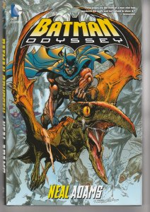 Batman – The Complete Odyssey HC  From Depths of Arkham to a Lost Continent