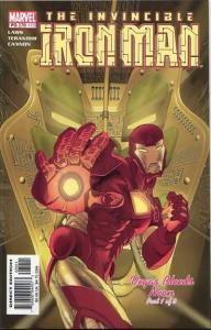 Iron Man (1998 series) #70, NM- (Stock photo)