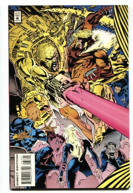 X-Men #37 1994  Marvel 1st appearance Paige Guthrie as Husk