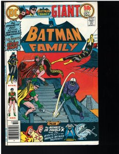 Batman Family #7 (DC, 1976)