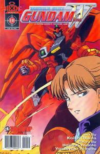 Mobile Suit Gundam Wing #10 VF; Mixx | save on shipping - details inside