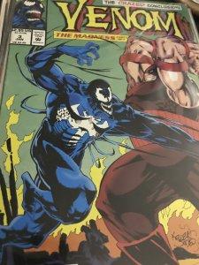 Marvel Venom #3 The Madness pt.3 Mint