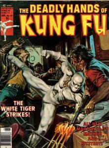 Deadly Hands of Kung Fu #27 FN; Marvel | save on shipping - details inside