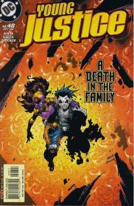 Young Justice #48 VF/NM; DC | save on shipping - details inside