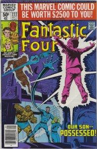 Fantastic Four #222
