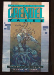 Grendel Tales: Four Devils; One Hell Trade Paperback #1, NM (Actual scan)