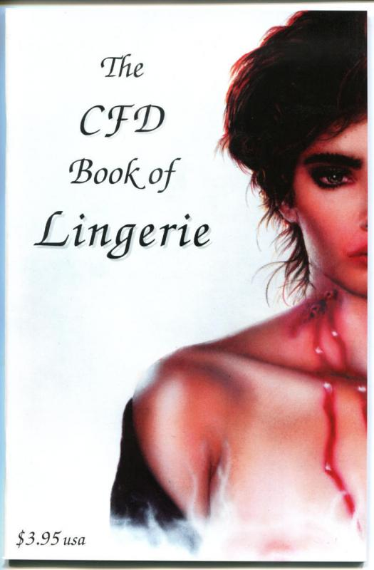 CFD BOOK of LINGERIE #1, NM, Hart Fisher, Forte, 1994, more indies in store