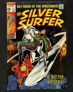 Silver Surfer #11 VG 4.0