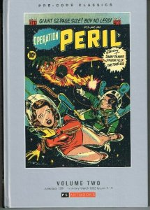Operation Peril  Volume Two  (Golden Age reprints)