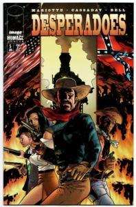 Desperadoes #5 (Image, 1998) VF