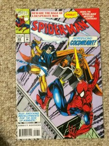 Spider-Man #49 First Appearance of Coldheart Son of Kraven VF/NM 1994 Marvel