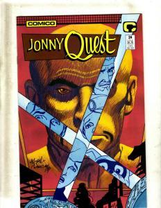 13 Comics Jonny Quest #24 25 26 27 28 30 31, Special #1 2, Classics # 1 2 3 JF20