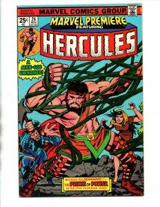 Marvel Premiere #86 - Hercules - 1975 - (-VF)