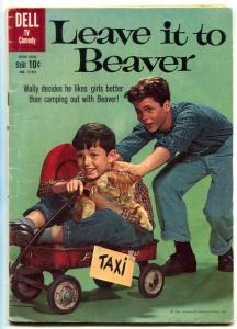 Leave it to Beaver- Four Color Comics #1103 1960 VG