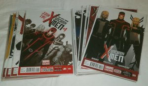Uncanny X-Men V3 #1-35, 600, Annual #1 Bendis complete set comic book lot of 37